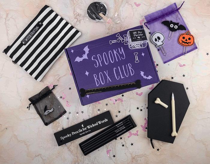 Spooky Box Club