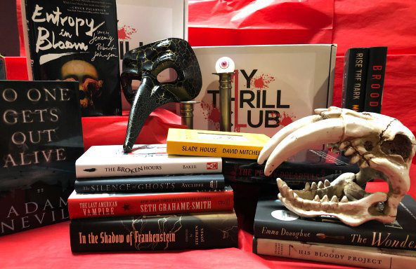 My Thrill Club - A Mystery Book Box Club