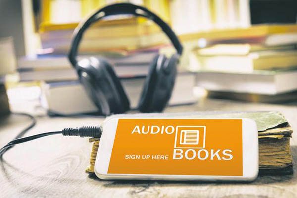 AudioBooks - A Free Book Box