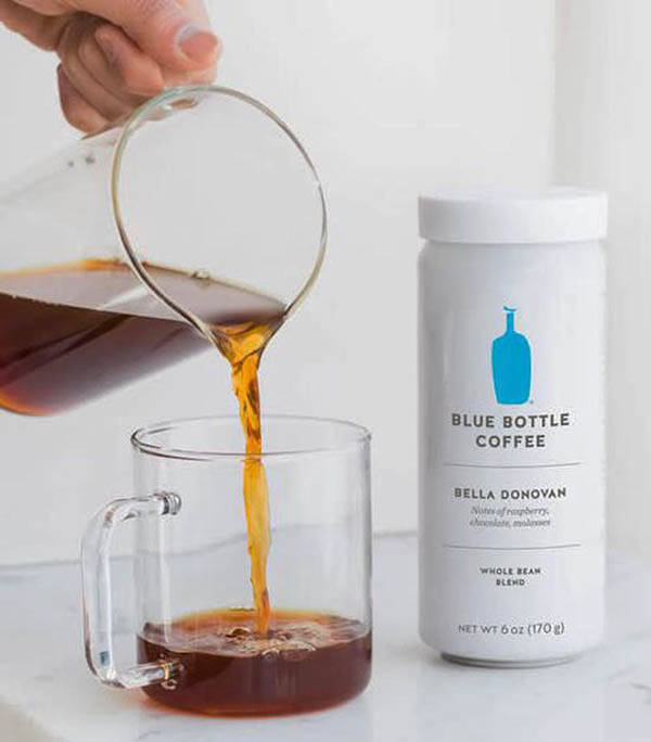 Blue Bottle Coffee - Free Coffee Subscription Box