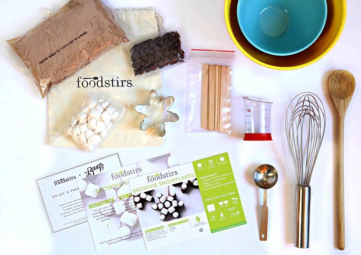 Foodstirs - A food craft box