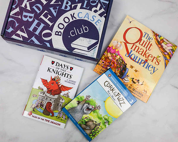 Kids BookCase Club Box
