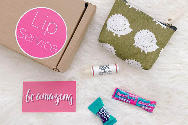 Lip Service Box - A Balm Subscription Box