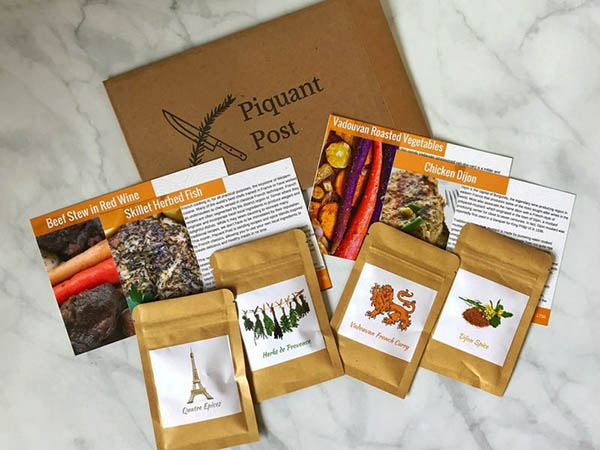 Piquant Post - Monthly Spice Box