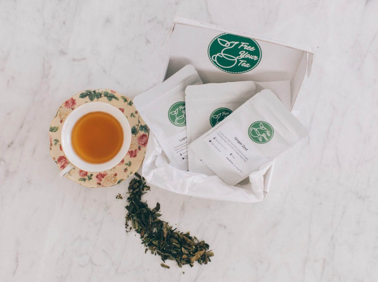 Free Your Tea - Tea subscription box