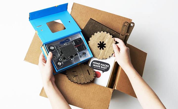 Quarterly Maker Box
