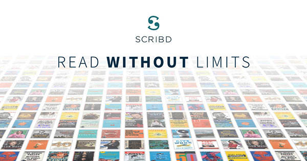 Scribd - Entertainment Monthly Box