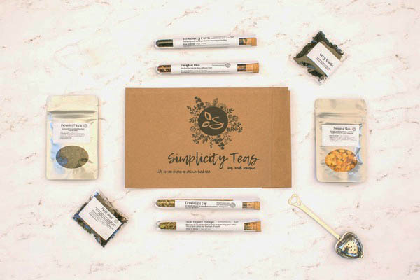 Tea, Simplicity Teas: Tea with intentions