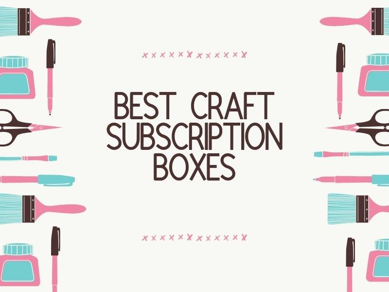 Craft subscription Box