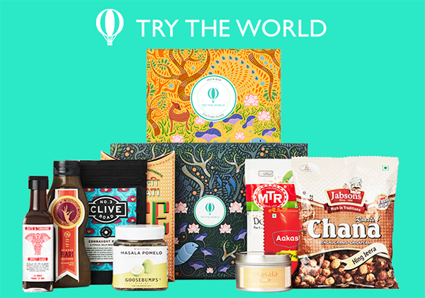 Try the World - Food Subscription Box