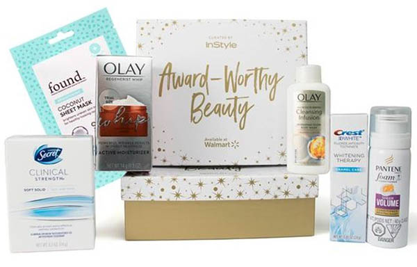 Walmart Beauty Monthly Box