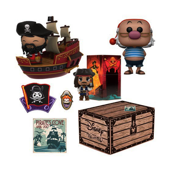 Funko disney treasures box