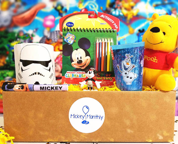 mickey monthly box