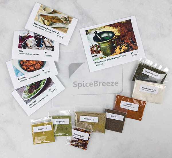Spicebreeze - Best spice box