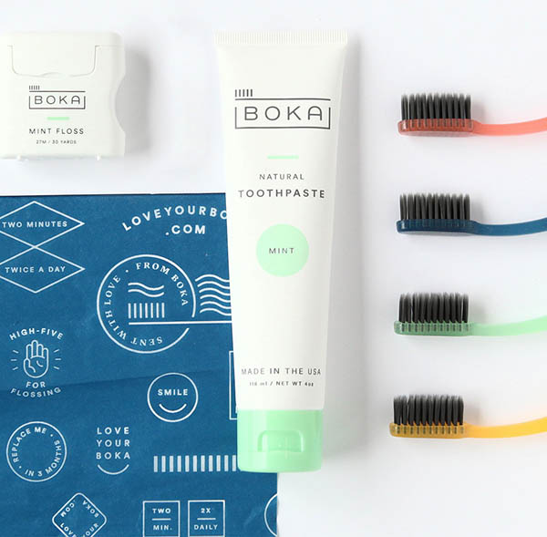 Boka Toothbrush Box