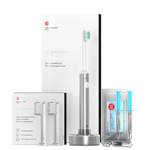 Uber Sonic Toothbrush Subscription Box