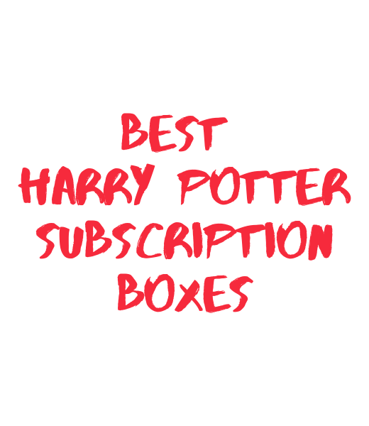 Harry potter subscription