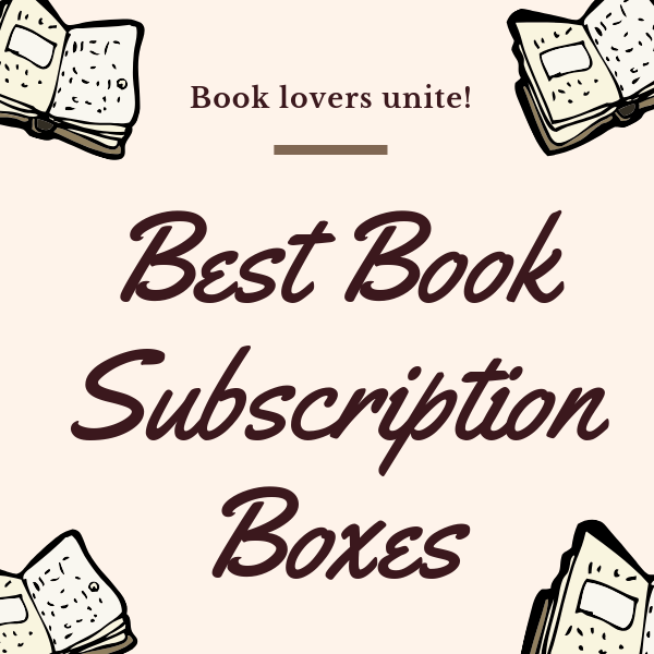 Best monthly Book subscription boxes
