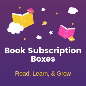 Monthly Book boxes
