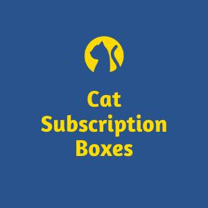 cat subscription box